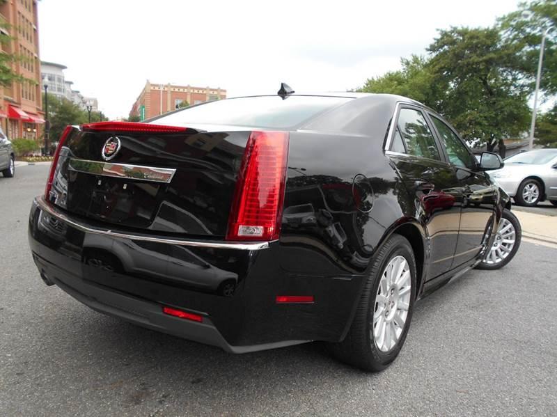 2013 Cadillac CTS AWD 3.0L Luxury 4dr Sedan - Arlington VA