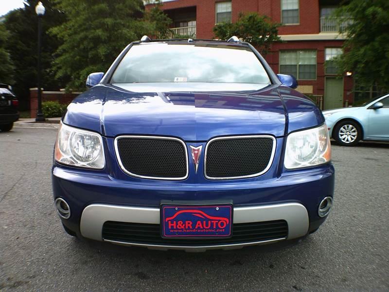 2006 Pontiac Torrent AWD 4dr SUV - Arlington VA