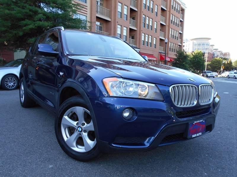 2012 BMW X3 AWD xDrive28i 4dr SUV - Arlington VA