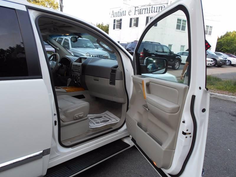 2005 Infiniti QX56 4WD 4dr SUV - Arlington VA