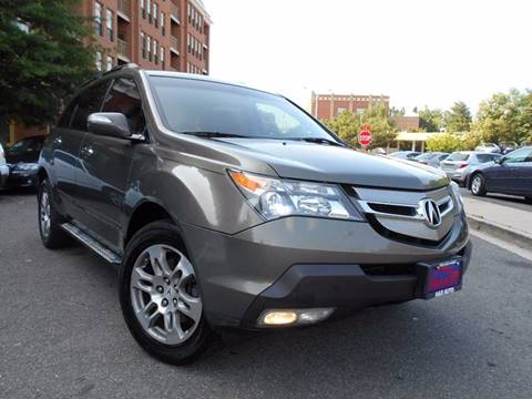 2007 Acura MDX for sale in Arlington, VA
