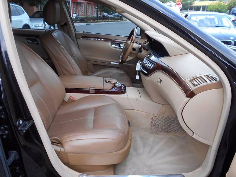 2008 Mercedes-Benz S-Class S 550 4dr Sedan - Arlington VA