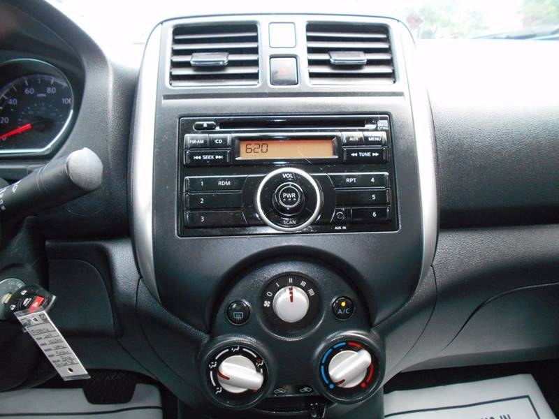 2014 Nissan Versa 1.6 S Plus 4dr Sedan - Arlington VA