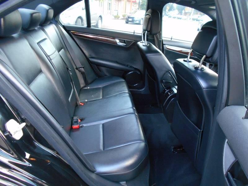 2009 Mercedes-Benz C-Class AWD C 300 Luxury 4MATIC 4dr Sedan - Arlington VA