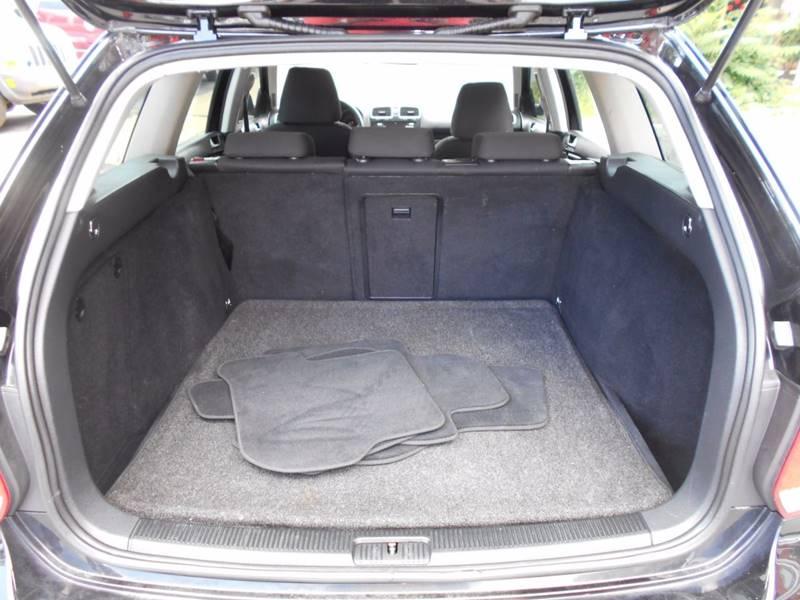 2010 Volkswagen Jetta SportWagen S PZEV 4dr Wagon 6A - Arlington VA