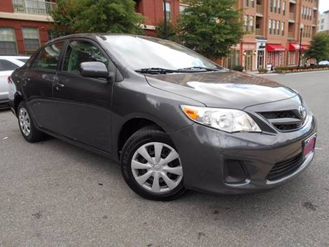 2011 Toyota Corolla for sale in Arlington, VA