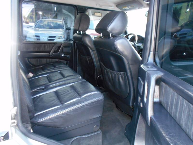 2007 Mercedes-Benz G-Class AWD G 500 4MATIC 4dr SUV - Arlington VA