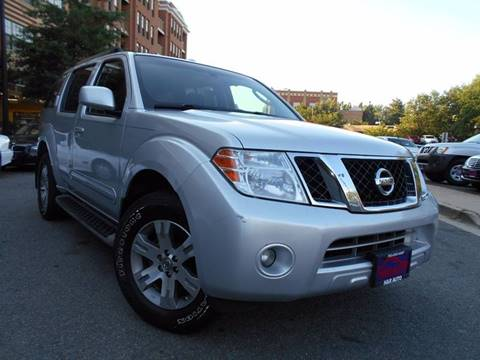 2010 Nissan Pathfinder for sale in Arlington, VA