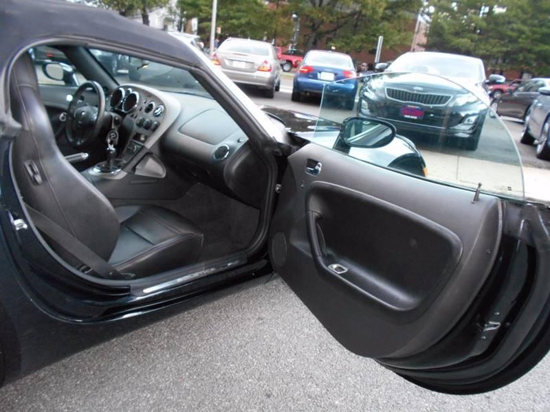 2007 Pontiac Solstice GXP 2dr Convertible - Arlington VA
