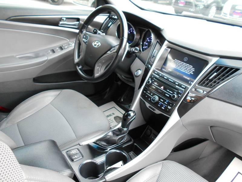 2014 Hyundai Sonata Limited 4dr Sedan - Arlington VA
