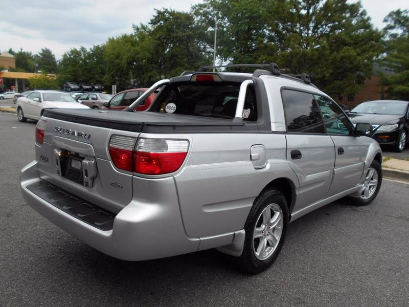 2006 Subaru Baja AWD Sport 4dr Crew Cab SB (2.5L H4 4A) - Arlington VA