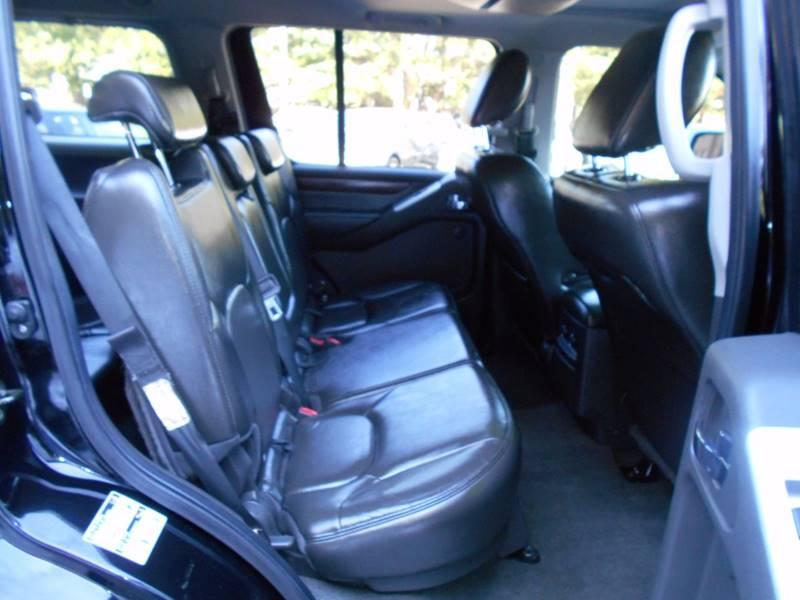 2010 Nissan Pathfinder 4x4 LE 4dr SUV - Arlington VA