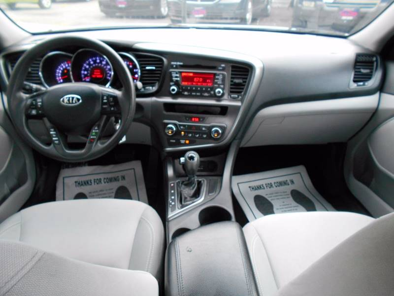 2012 Kia Optima LX 4dr Sedan 6A - Arlington VA