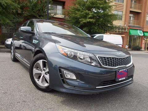 2014 Kia Optima Hybrid for sale in Arlington, VA