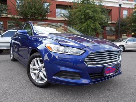 2013 Ford Fusion for sale in Arlington, VA