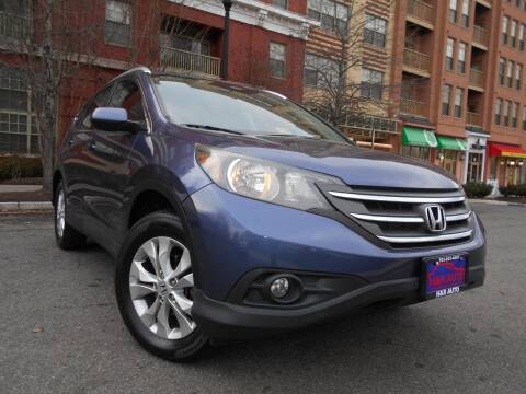 2012 Honda CR-V for sale at H & R Auto in Arlington VA