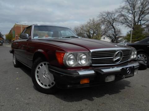 1989 Mercedes-Benz 560-Class for sale at H & R Auto in Arlington VA