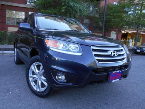 2012 Hyundai Santa Fe for sale at H & R Auto in Arlington VA