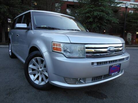 2010 Ford Flex for sale at H & R Auto in Arlington VA