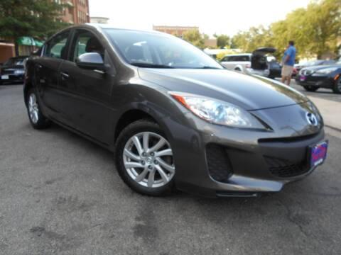 2013 Mazda MAZDA3 for sale at H & R Auto in Arlington VA