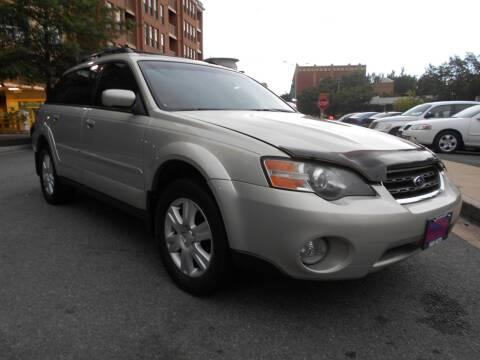 2005 Subaru Outback for sale at H & R Auto in Arlington VA