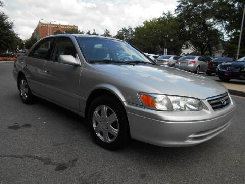 2001 Toyota Camry for sale at H & R Auto in Arlington VA