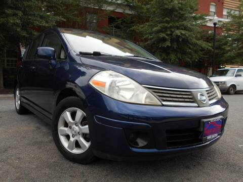 2008 Nissan Versa for sale at H & R Auto in Arlington VA