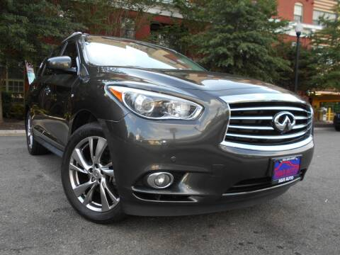 2015 Infiniti QX60 for sale at H & R Auto in Arlington VA