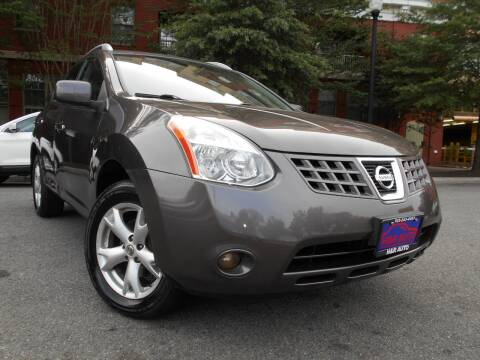 2009 Nissan Rogue for sale at H & R Auto in Arlington VA