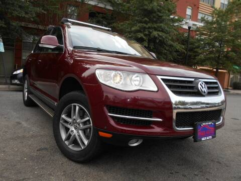 2009 Volkswagen Touareg 2 for sale at H & R Auto in Arlington VA
