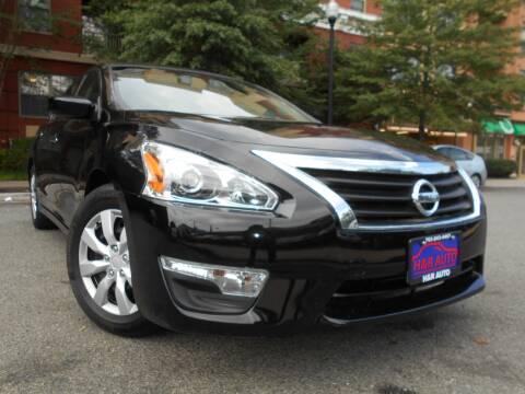 2014 Nissan Altima for sale at H & R Auto in Arlington VA