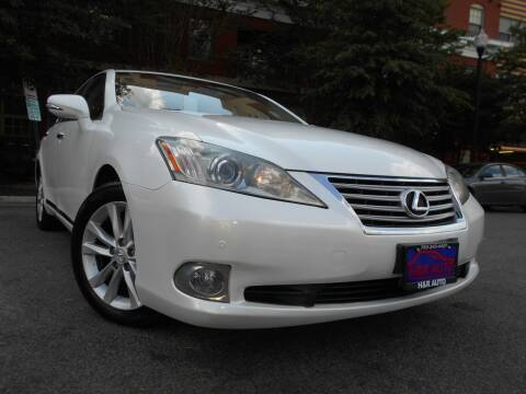2011 Lexus ES 350 for sale at H & R Auto in Arlington VA