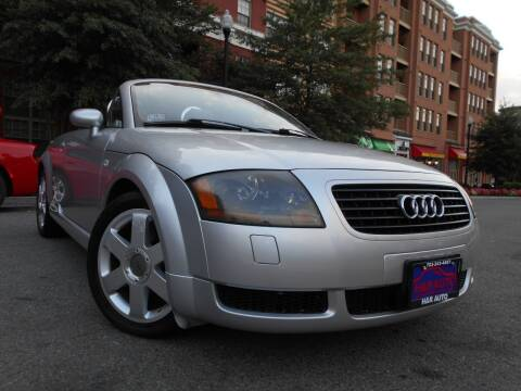 2001 Audi TT for sale at H & R Auto in Arlington VA