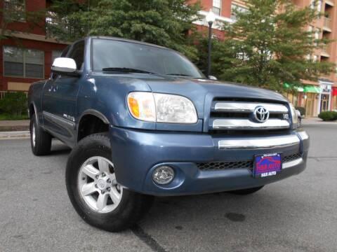 2006 Toyota Tundra for sale at H & R Auto in Arlington VA