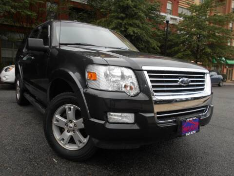 2010 Ford Explorer for sale at H & R Auto in Arlington VA