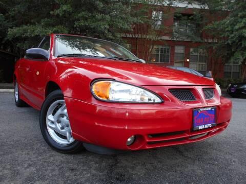 2003 Pontiac Grand Am for sale at H & R Auto in Arlington VA