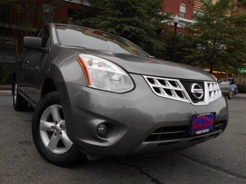2012 Nissan Rogue for sale at H & R Auto in Arlington VA