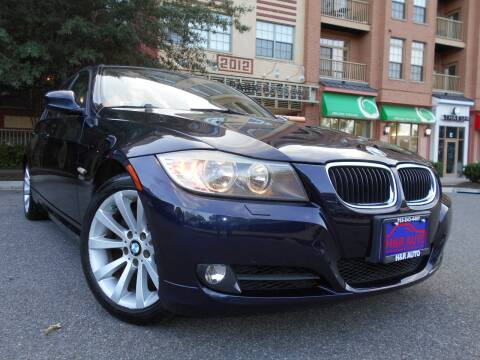 2009 BMW 3 Series for sale at H & R Auto in Arlington VA