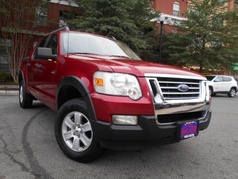 2008 Ford Explorer Sport Trac for sale at H & R Auto in Arlington VA