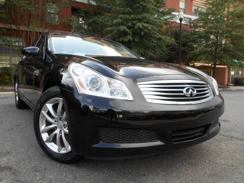 2008 Infiniti G35 for sale at H & R Auto in Arlington VA