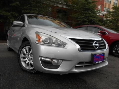 2015 Nissan Altima for sale at H & R Auto in Arlington VA