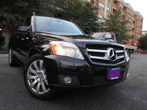 2012 Mercedes-Benz GLK for sale at H & R Auto in Arlington VA