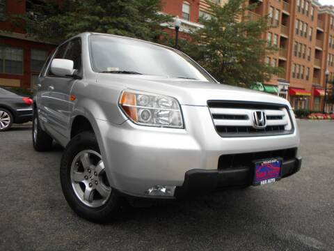 2007 Honda Pilot for sale at H & R Auto in Arlington VA