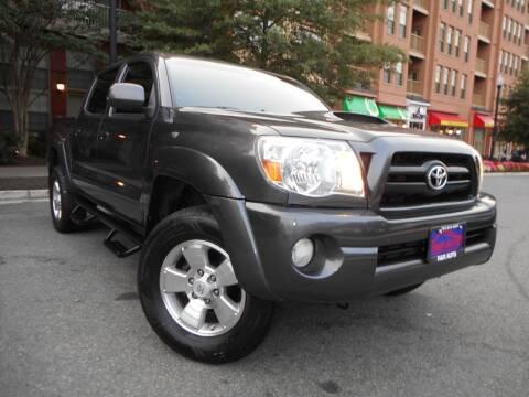 2011 Toyota Tacoma for sale at H & R Auto in Arlington VA