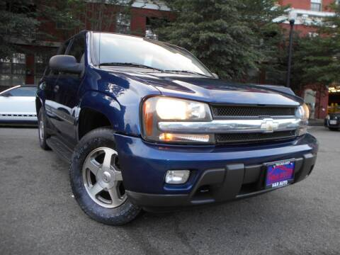 2002 Chevrolet TrailBlazer for sale at H & R Auto in Arlington VA