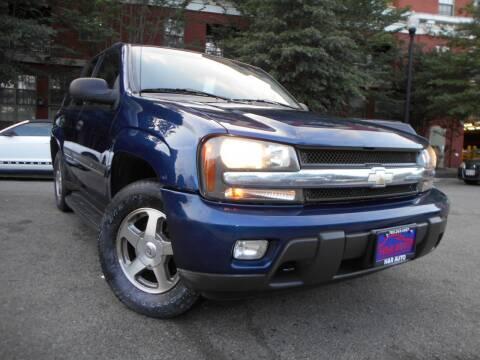 2002 Chevrolet TrailBlazer for sale at H & R Auto in Arlington VA