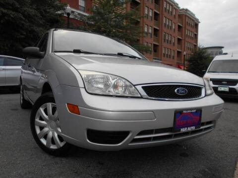 2007 Ford Focus for sale at H & R Auto in Arlington VA