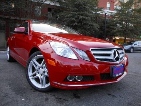 2011 Mercedes-Benz E-Class for sale at H & R Auto in Arlington VA