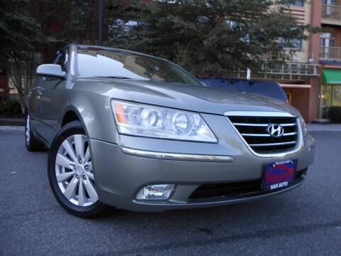 2009 Hyundai Sonata for sale at H & R Auto in Arlington VA