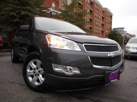 2010 Chevrolet Traverse for sale at H & R Auto in Arlington VA